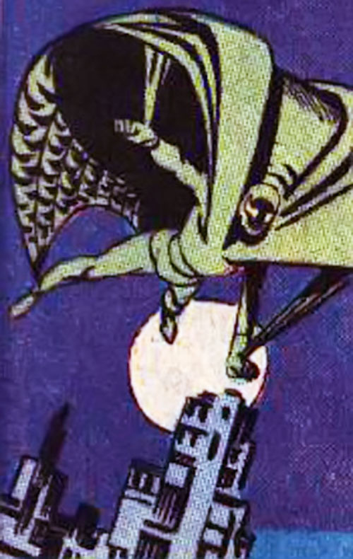 Banshee (Question enemy) (Charlton Comics)