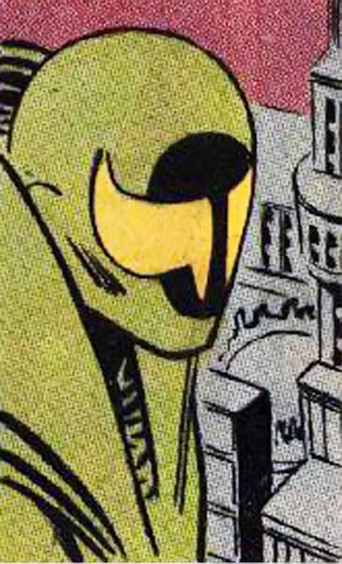 Banshee (Question enemy) (Charlton Comics) portrait