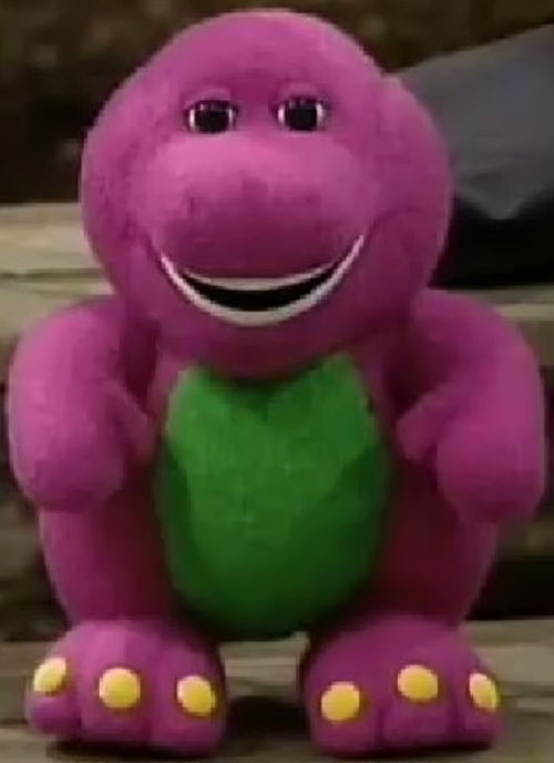 Barney The Dinosaur Character Profile Yes It S A Thing