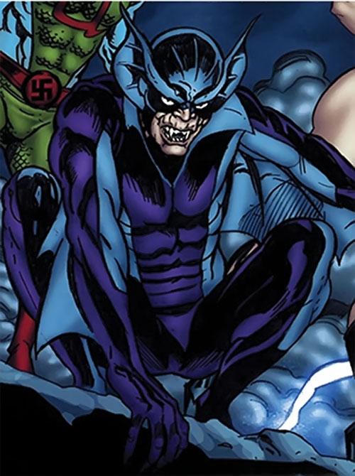 Baron Blood (Marvel Comics) and U-Man
