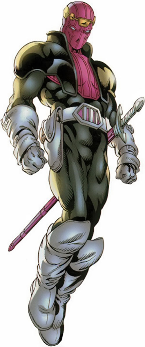 Baron Helmut Zemo (Marvel Comics) during the 2000s
