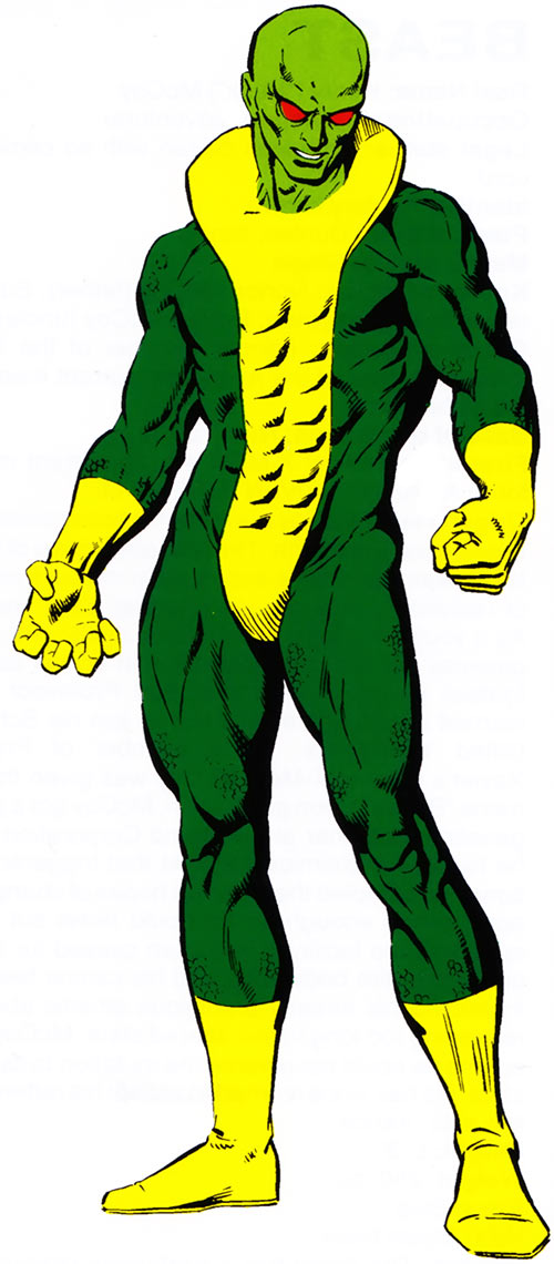 Basilisk (Marvel Comics)