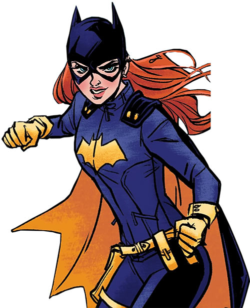 Batgirl of Burnside - DC Comics - Barbara Gordon