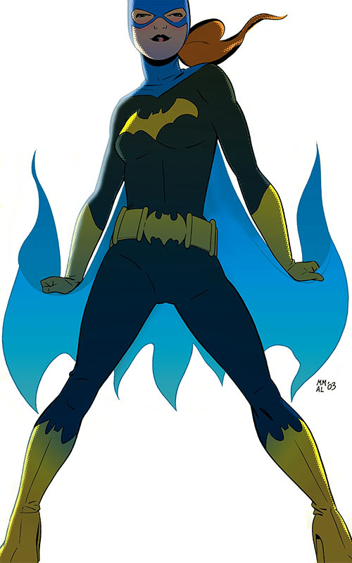 Batgirl Year One (Barbara Gordon) (DC Comics)