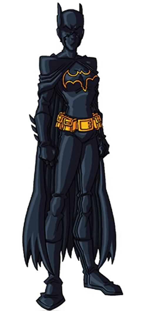 Batgirl (Classic Cassandra Cain) (DC Comics) by RonnieThunderbolts