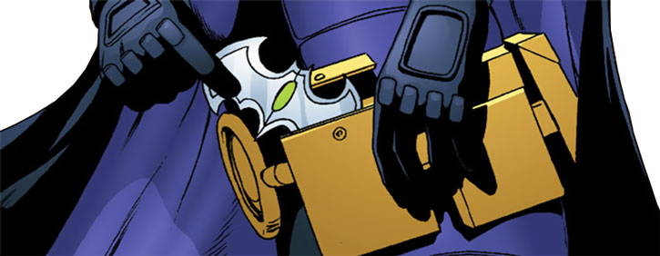 Batgirl (Stephanie Brown)'s utility belt