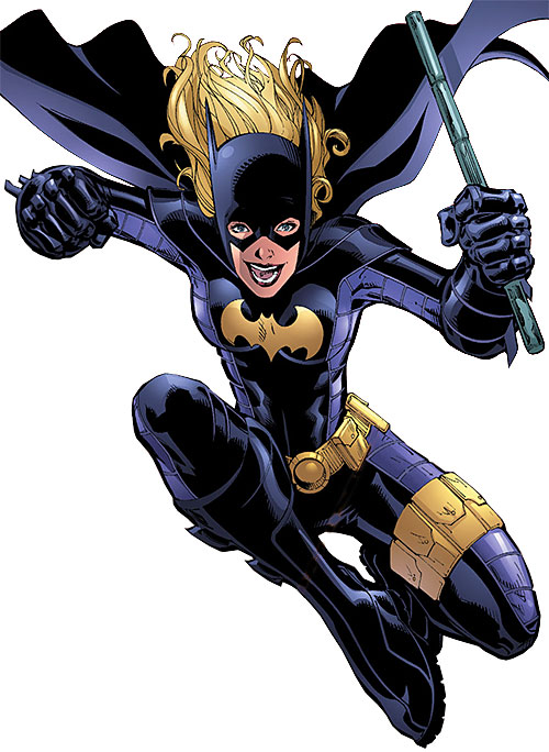 Batgirl (Stephanie Brown) (DC Comics)