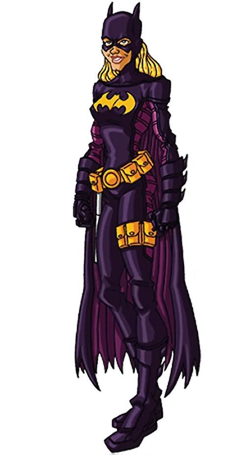 Batgirl (Stephanie Brown) (DC Comics) by RonnieThunderbolts