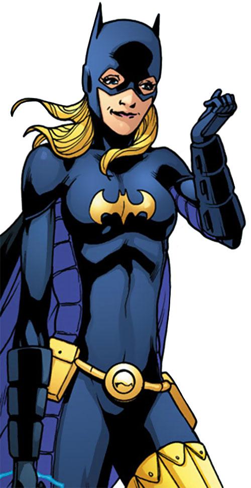 Batgirl (Stephanie Brown) (DC Comics) victorious