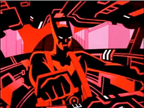 Batman Beyond (DC Comics) piloting