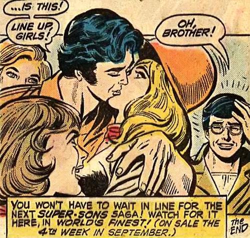 Batman Jr. (DC Comics Super-Sons) wenching