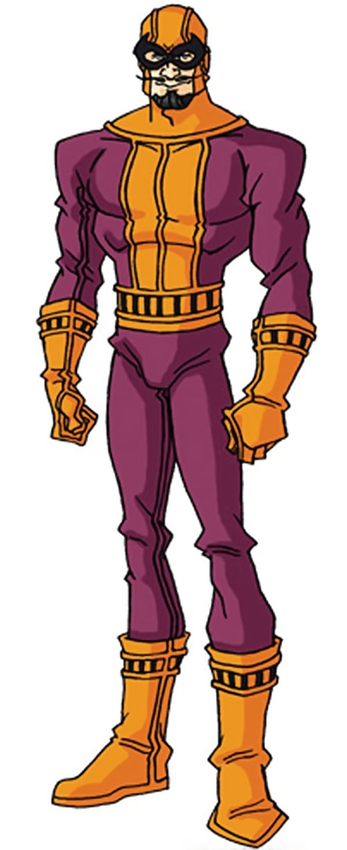 Batroc by RonnieThunderbolts