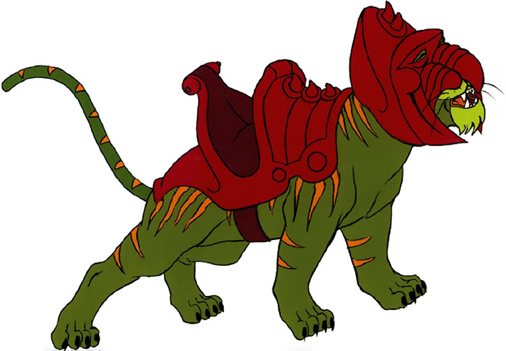 Battle Cat (Masters of the Universe cartoon)