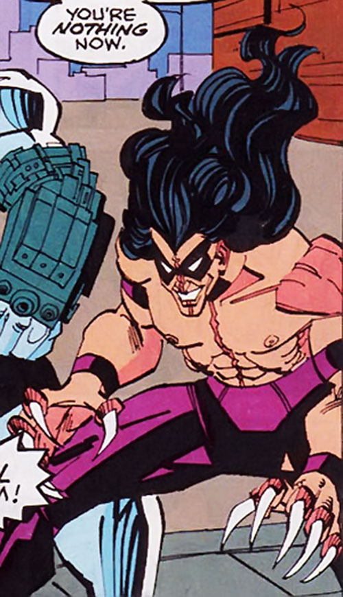 Battlescar (Foreigner agent) (Marvel Comics)