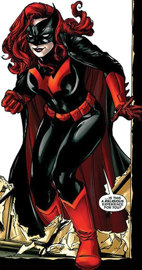 Batwoman (Katherine Kane) (DC Comics modern) during 52
