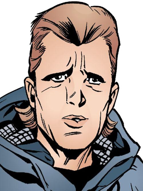 Beast of the Fables (DC Comics) face closeup