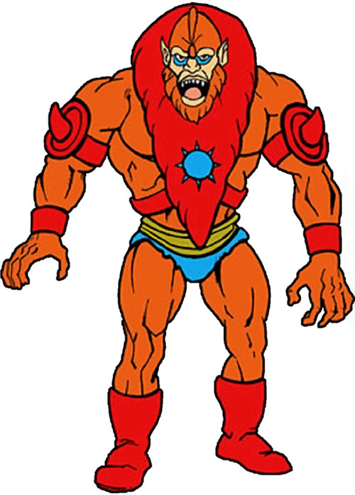 Beast-Man (He-Man and the Masters of the Universe cartoon)