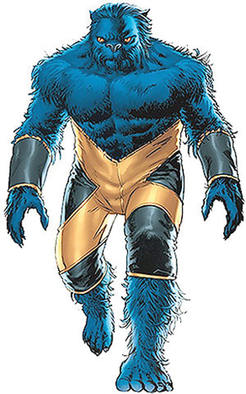 Beast (Marvel Comics) (X-Men) during the Astonishing era