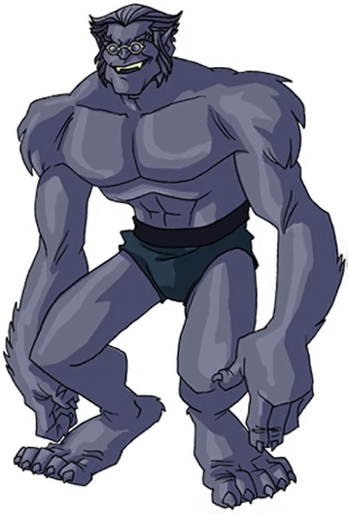 Beast (Marvel Comics) (X-Men) by RonnieThunderbolts 1/10