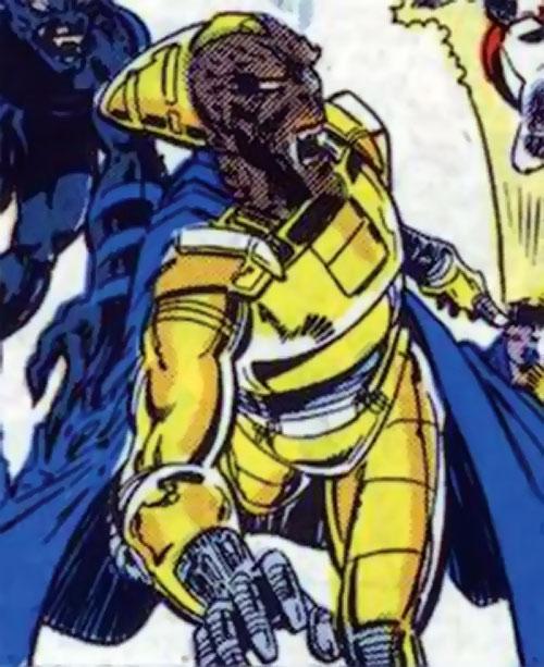 Bedlam the Brain-Blast (Alpha Flight enemy) (Marvel Comics) vs. Goblyn