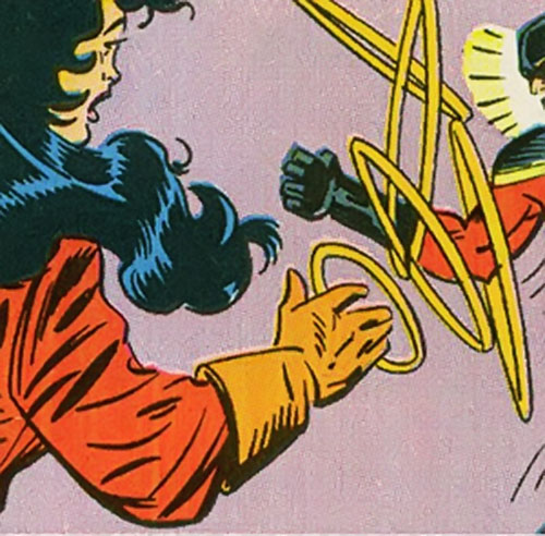 Ringer (Leila Davis) (Marvel Comics) vs. Speed Demon