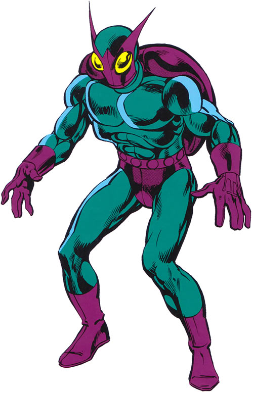 Beetle (Marvel Comics) (Abner Jenkins) second generation armor
