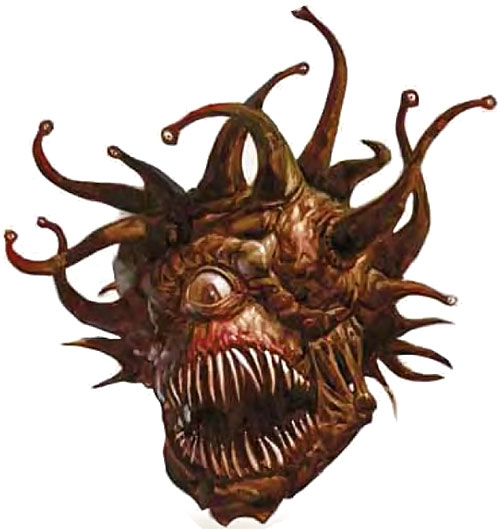 Beholder from Dungeon & Dragons (D&D)