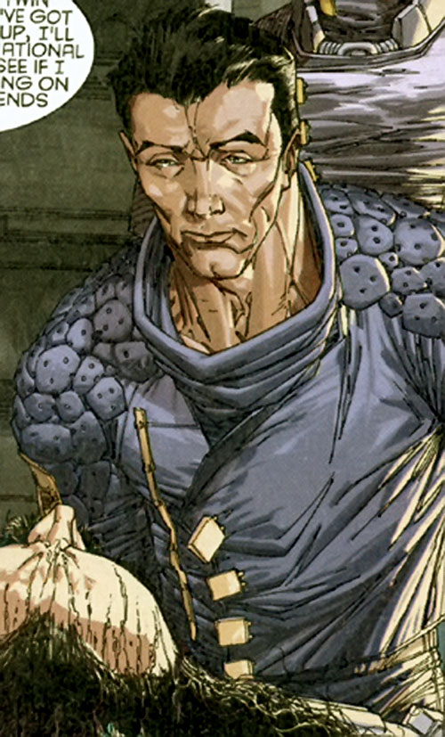 Ben Santini of Stormwatch Team Achilles (Wildstorm Comics)