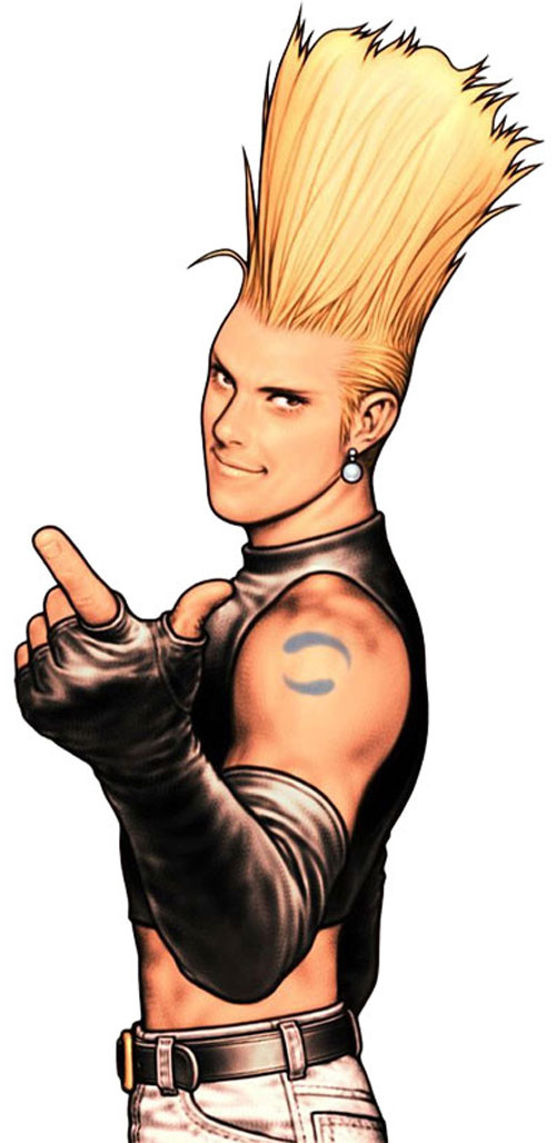 Benimaru Nikaido (King of Fighters)