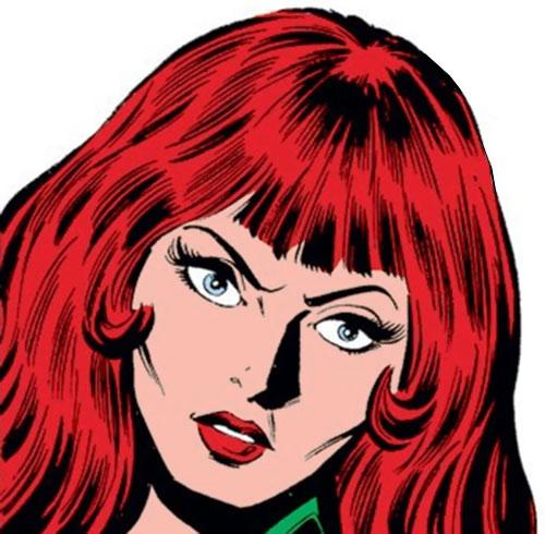 Bethany Cabe (Marvel Comics) and her bob