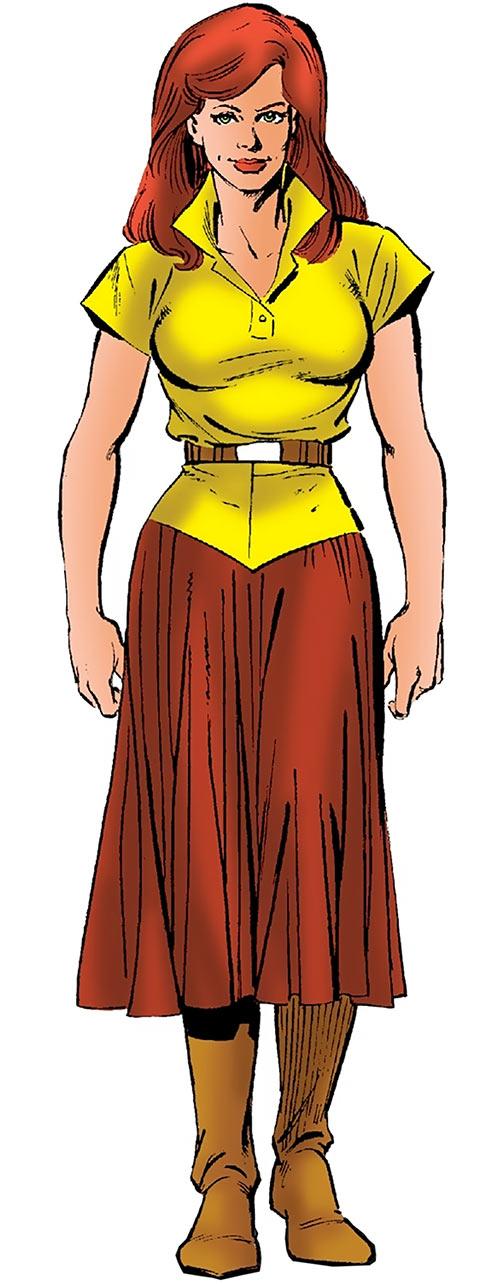 Bethany Cabe (Marvel Comics)