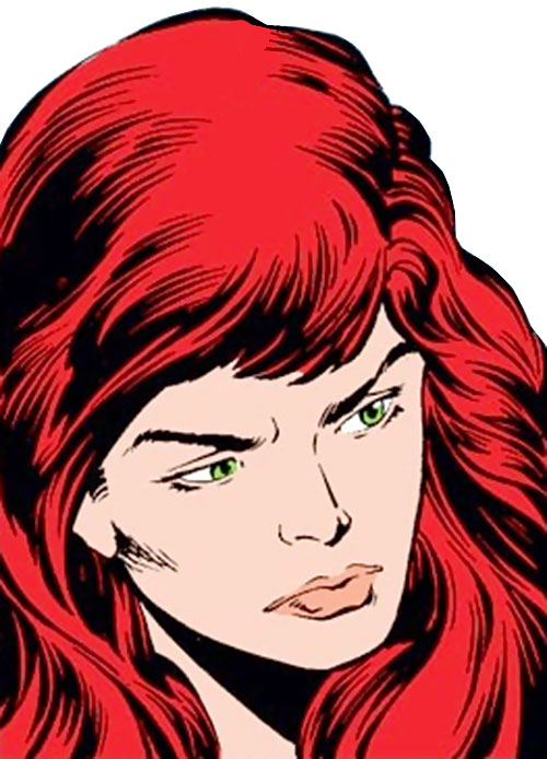 Bethany Cabe (Marvel Comics) is dubious