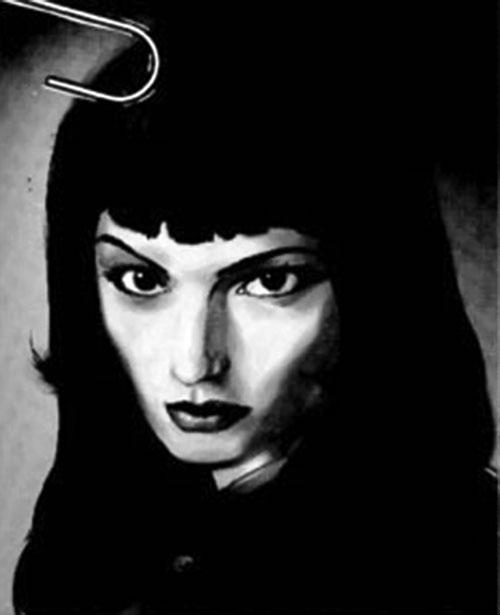 Bethany Cabe (Marvel Comics) ID photo