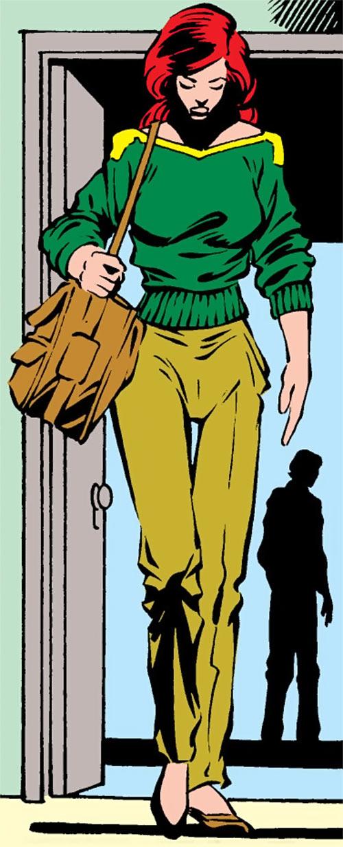 Bethany Cabe (Marvel Comics) leaving sadly