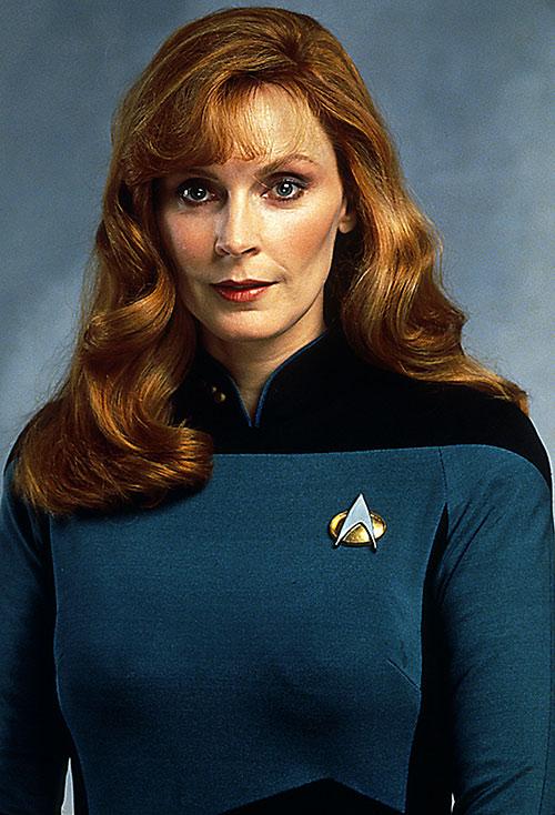 Beverly Crusher (Star Trek TNG) (Gates McFadden)