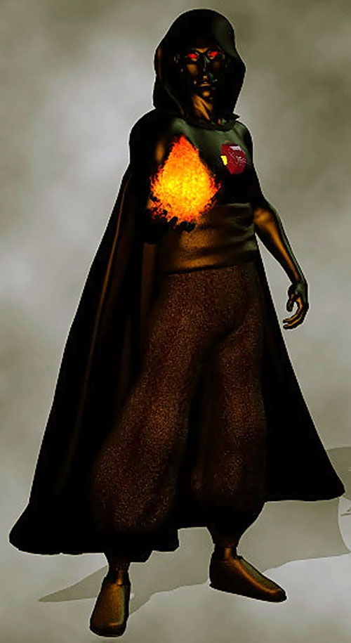 Bezoar (DC Heroes RPG)