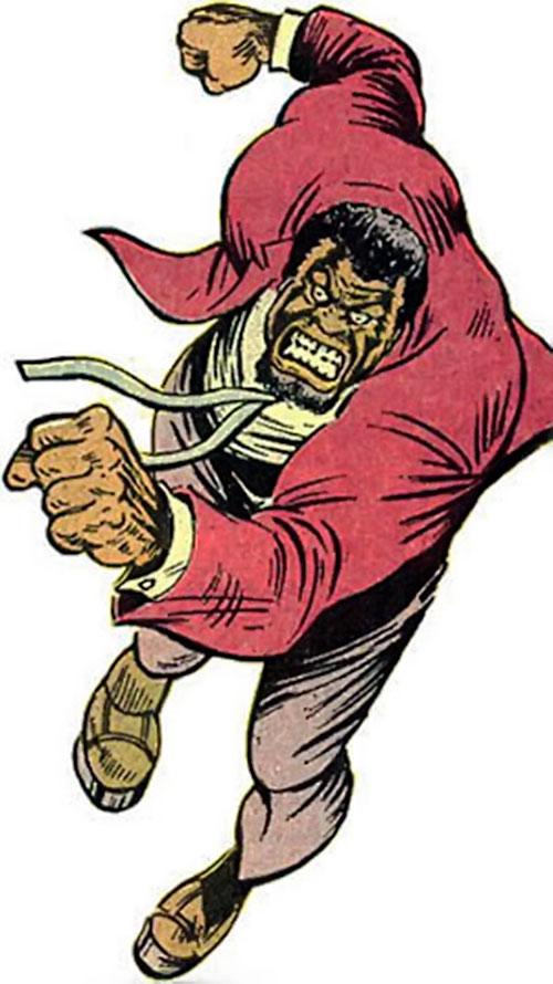 Big Ben Donovan (Luke Cage character)
