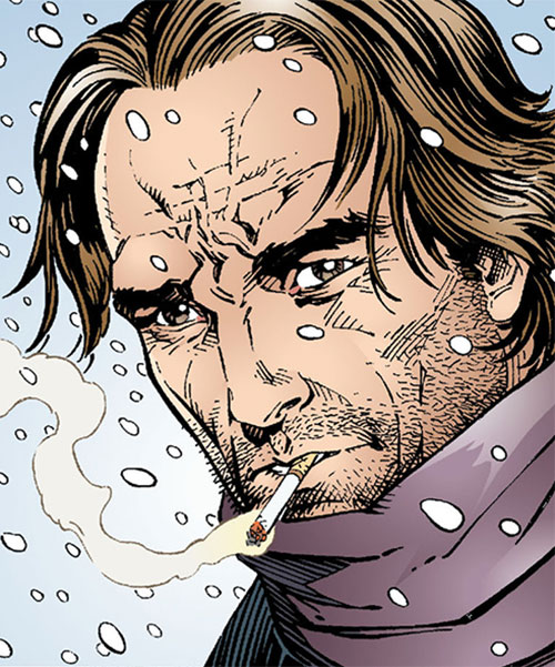 Bigby Wolf from Fables (DC Comics)