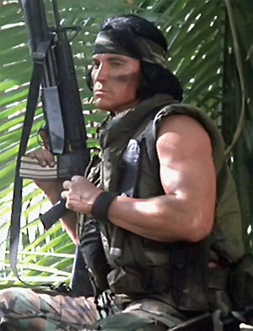 Billy Sole (Sonny Landham in Predator)
