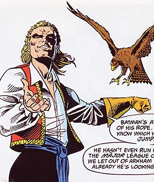 Bird (Bane / Batman character) (DC Comics)