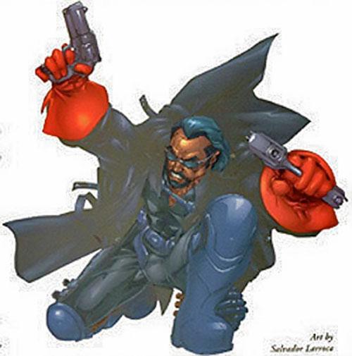 Bishop of the X-Men (Marvel Comics) by Salvador Larroca