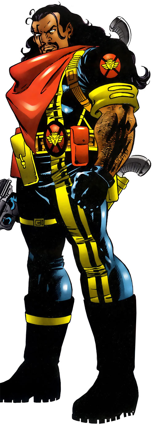 Bishop of the X-Men (Marvel Comics)
