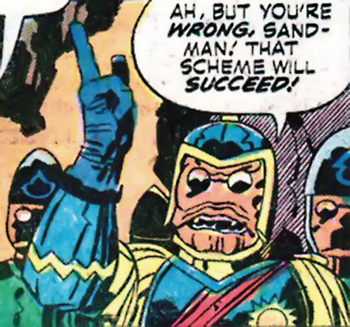 Bizarre Alien Dimensionals (Sandman enemies) (DC Comics)