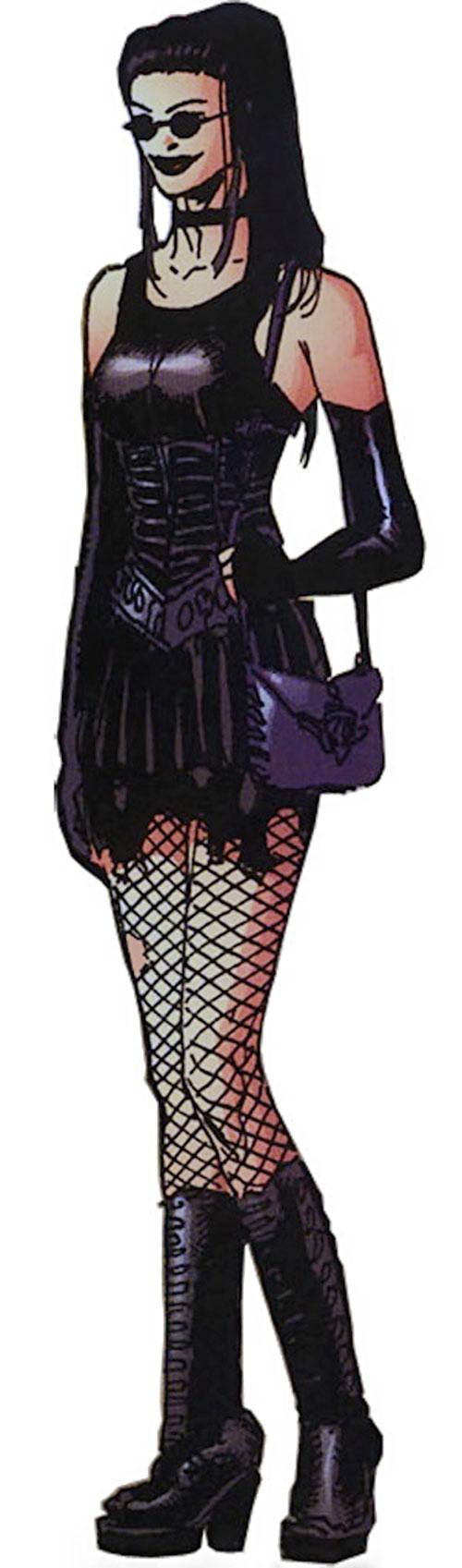 Black Betty of Stormwatch PHD (Wildstorm Comics)