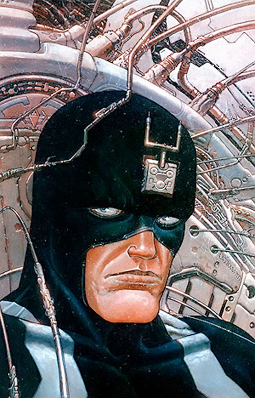 Black Bolt of the Inhumans (Marvel Comics) by Moebius