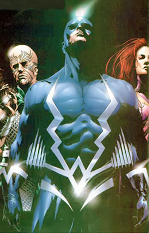 Black Bolt of the Inhumans (Marvel Comics) by Jae Lee