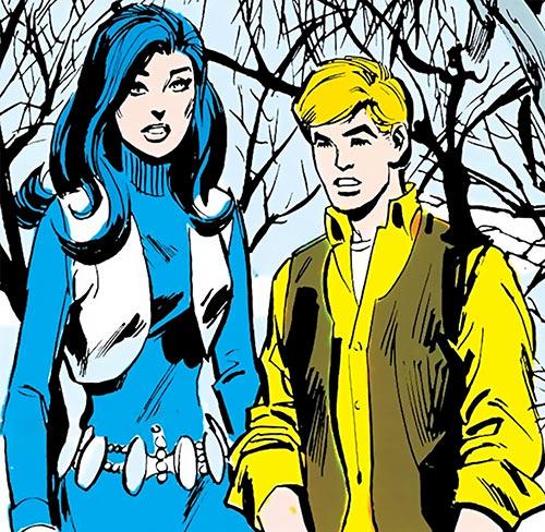 Black Canary (DC Comics) (1970s) Roy Harper Speedy civilian clothes