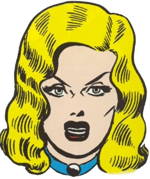 Black Canary (DC Comics) (Earliest version) portrait