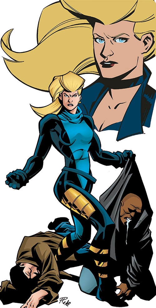 Black Canary (DC Comics) by Phil Hester in Secret Files & Origins