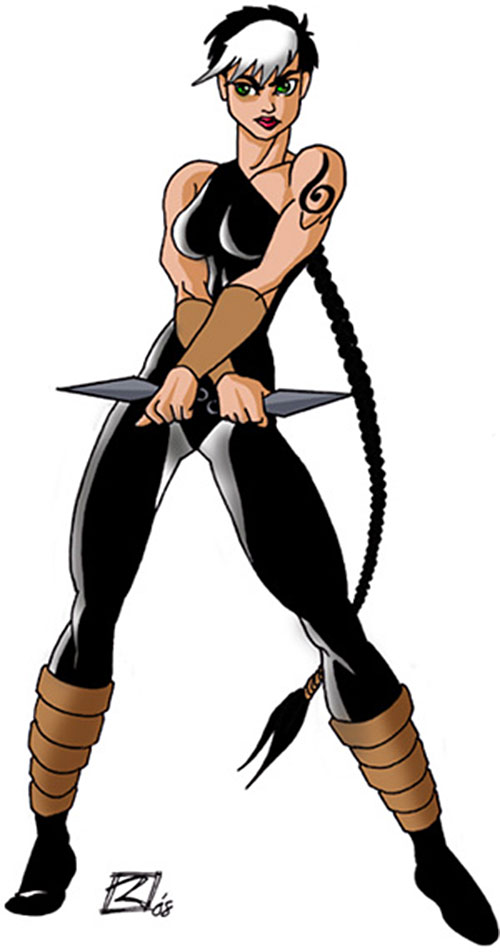 Black Claw (DC Heroes RPG)